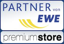 EWE Partnershop premiumstore, Herford